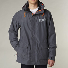 Fox Racing Sanction Warm Hood Men's Water Repellent Outerwear Coat Jacket ($289)