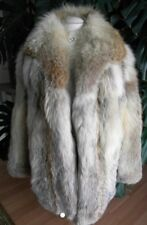 Captivate Fox Fur Unisex Vintage