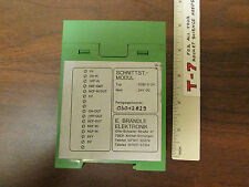 Brandle Elektronik Schnittst Modul SSM-5/24 A12