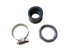 Yamaha PW80 PY80 Exhaust Muffler Pipe Gasket Rubber Seal Clamp Motorcycle Parts