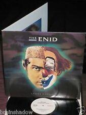THE ENID Lovers & FOOLS 2 LP Dojo Rec. UK 1986 PROG ROCK