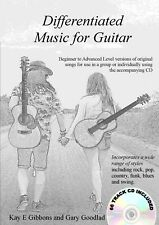 Play Along Music for Guitar Beginner to Intermediate 66 Backing Tracks CD
