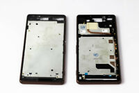 For Sony Xperia Z3 D6603 D6643 Front Housing Frame Replacement Casing - Copper