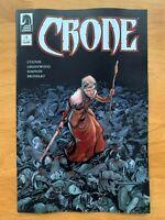 CRONE #1 Greenwood Main Cover A 1st Print Dark Horse 2019 NM+