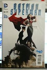 BATMAN / SUPERMAN #13  DC COMICS FIRST PRINT (2014) CATWOMAN