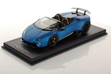 Lamborghini Huracan Performante Spyder in 1 18 Scale by Mr Collection