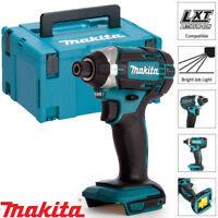 Makita DTD152Z 18V Li-ion Cordless Impact Driver Body Only + 821551-8 Mak Case 3