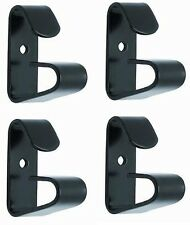 """(4) BOLT ON """"J"""" WHEEL RIM DISPLAY HOOK SCREW IN STYLE NEW FOR SHOWROOM WALL"""