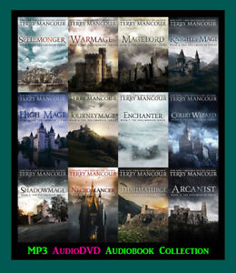 The SPELLMONGER Series By Terry Mancour  (11 MP3 Audiobook Collection)