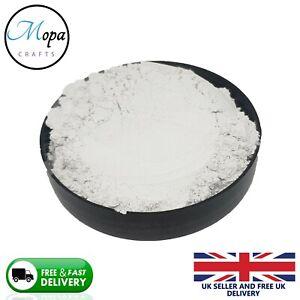 Cosmetic Mica Powder Glacier White Pigment Soap Bath Bombs Eyeshadow Nail Art