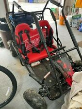 New listing Coleman kt196 Go Kart - (6 months old) Used Less Then a Dozen Times