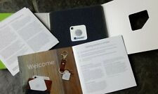 Banking/Finance : Tile Mate Key or Phone Finder with AXA Investment logo - New
