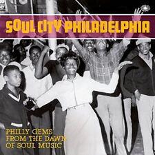 V/A Rhythm and Blues - Soul City - Philadelphia [CD]