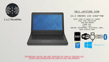 "Dell LATITUDE 3350, 13.3"" LCD, I3-5005U@2.00GHZ, 8GB, 120GB SSD, WINDOWS 10 HOME"