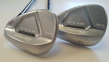 Cleveland RTX-3 CB Tour Satin 56* & 60*, Middle Grind, Right-Handed, Wedge Flex