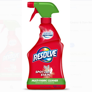 Resolve Spot And Stain Remover Multi-Fabric Upholstery Cleaner Spray (22 fl oz)