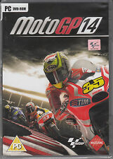 MotoGP 14 PC Brand New Sealed Fast Free Shipping Moto GP 2014 Motorcycle Racing