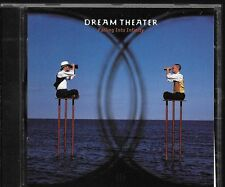 CD ALBUM 11 TITRES--DREAM THEATER--FALLING INTO INFINITY--1997