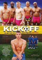 DVD KICK OFF (OmU)  Gay-Film