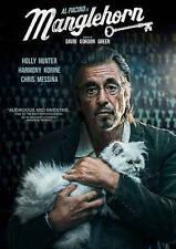 Manglehorn (DVD, 2015, WS) Al Pacino, Chris Messina, Holly Hunter    NEW