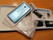 HTC u11 Amazing SILVER/64gb/nuovissima/con molto accessorie./IN SCATOLA ORIGINALE