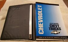 **NICE** 1994 Chevrolet S-10 Truck Owners Manual 94