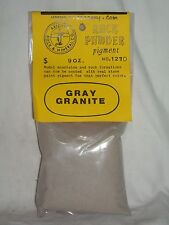 1270GRAY GRANITE ROCK POWDER