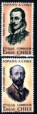 CHILE - CILE - 1961 - Aiuti per le vittime del terremoto.