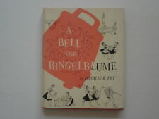 A Bell for Ringelblume by Fry - Scarce 1st ed. w/Jacket
