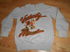 University of Miami Hurricanes featuring Ibis vintage?  Adult small 34-36