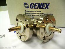 """GENEX ADAPTER FLANGE EIA 7/8"""" ANGLE 90˚ TO EIA 7/8"""" COD.780478"""