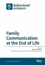 Family Communication at the End of Life. Keeley, P. 9783038425182 New.#