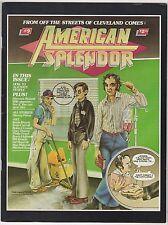 American Splendor #9   VFN  (Very Rare)
