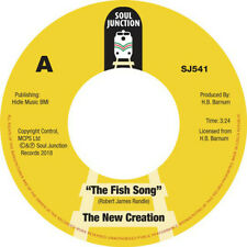 THE NEW CREATION '' THE FISH SONG '' / '' ELIJAH KNOWS '' NEW 7 SOUL R&B FUNK