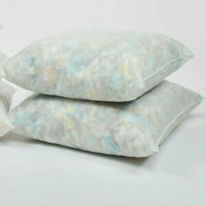 Pack of 4 Extra Deep Filed 18x18 Inches Cushion Pads filled with shredded Foam