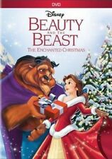 Beauty and The Beast Enchanted Christ - DVD Region 1