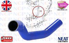 Ford Mondeo Intercooler Manguera Silicona Azul mk3 2.0 TDDi TDCi 2.2 TDCi 1222831