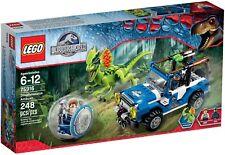 LEGO 75916 JURASSIC WORLD DILOPHOSAURUS AMBUSH Retired IN STOCK IN OZ New