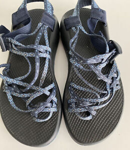 Chaco ZX3 Hollow Eclipse Performance Footwear Kayak ~ Hiking Sandals 🛶Women's 9