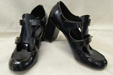 Chloe Harvard Spazz Black Shoes Size 37/7 US Excellent Condition.