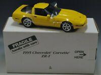 DANBURY MINT 1995 CHEVROLET CORVETTE ZR-1 DIE CAST MIB 1/24 SCALE