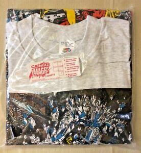 Vintage 1996 Marvel Comic Images Adult XXL T Shirt X-Men NEW RARE! Single Stitch