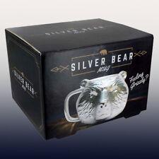 Hunters Silver Bear Mug