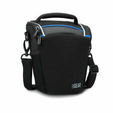 Portable DSLR Camera Holster Case with Top Loading accessibility