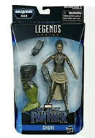 Marvel Legends Series Black Panther Shuri 6-inch Collectible Action Figure - NEW