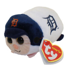 770cdf820d9 TY Beanie Boos - Teeny Tys Stackable Plush - MLB - DETROIT TIGERS - New