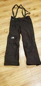 North Face full zip ski shell pants, Mens Small **Short**