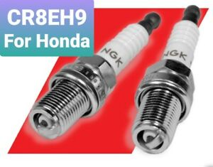 NGK CR8EH-9 x 4  Spark Plugs  for Honda ST1100 1990 - 1999