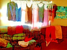 New listing Vintage 22 Pc Lot 2nds Over-Stock Slips Nighties Camisole Bra Teddy Lingerie #5
