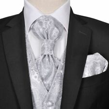 Accesorios boda para hombre con chaleco de cachemira diferentes tallas y colores